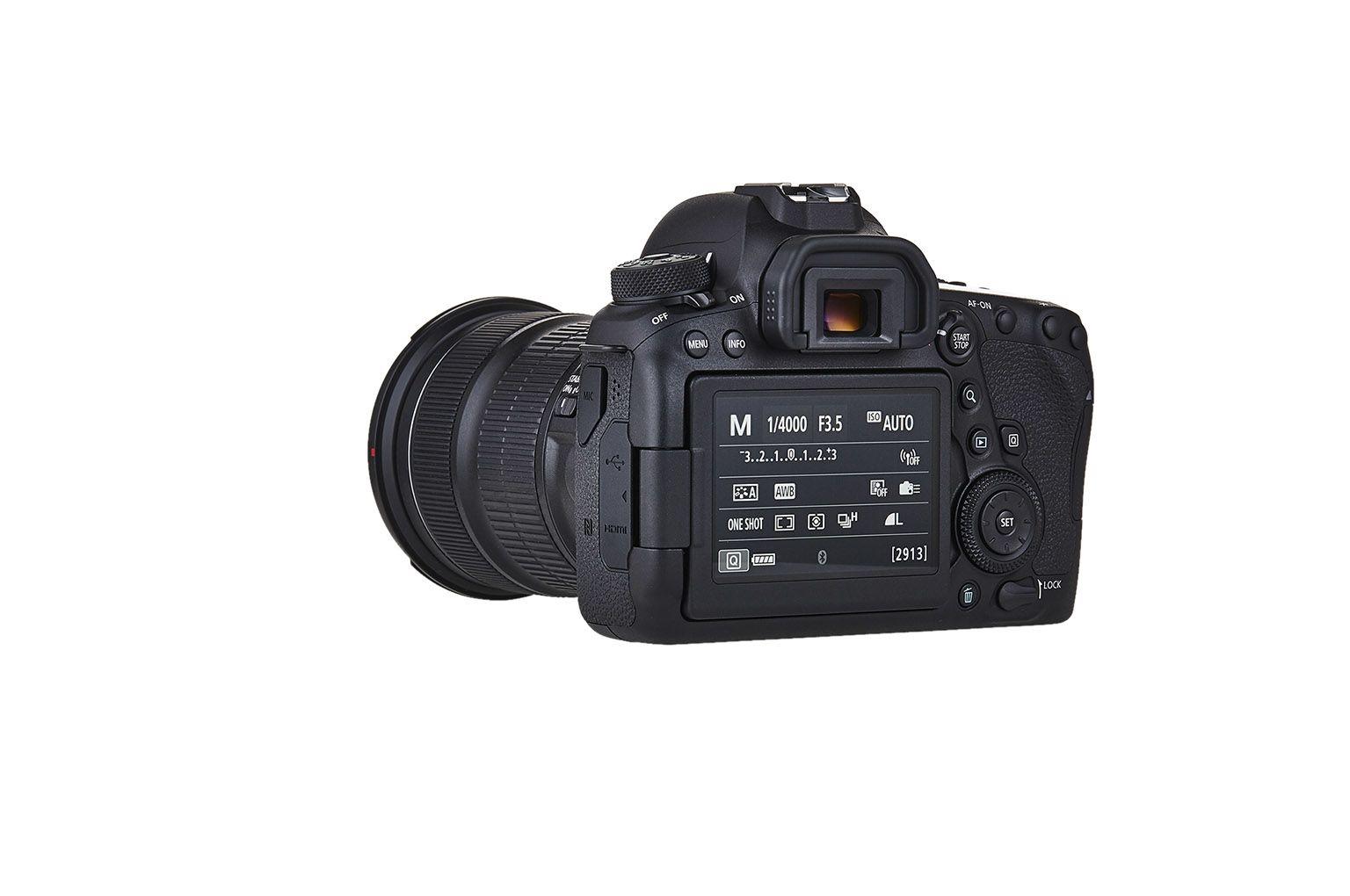 Canon Eos 6d Mark Ii Batteriegriff Bg E21 Ricoh Strap St 3 W 100
