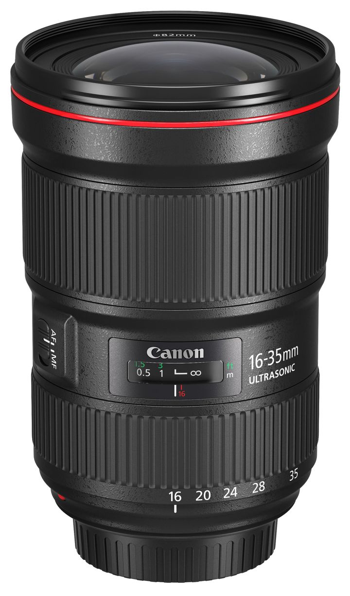 Für weitere Info hier klicken. Artikel: Canon EF 2,8/16-35 L III USM Canon EF