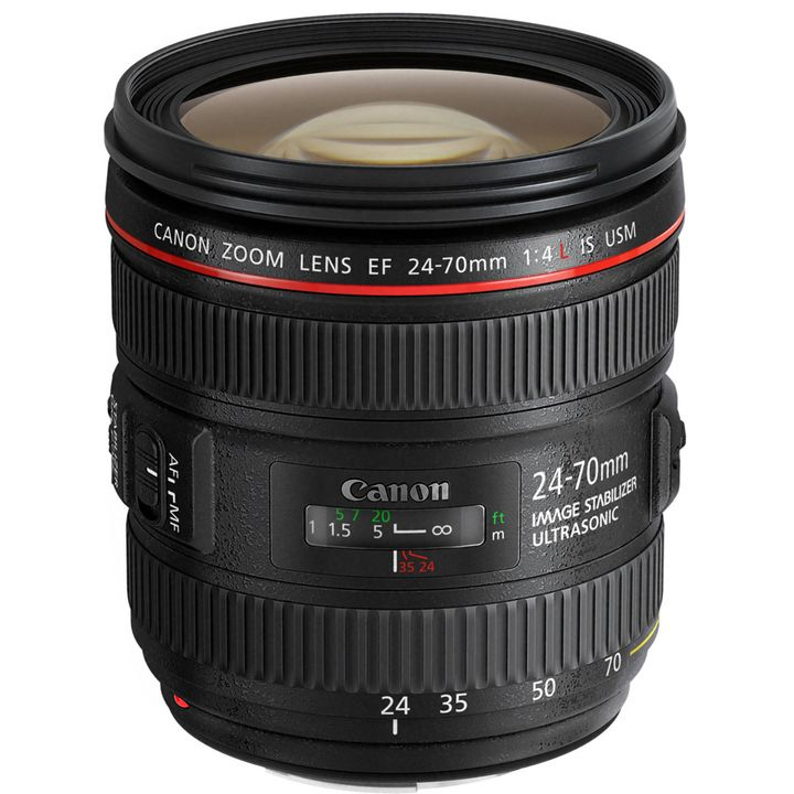 Für weitere Info hier klicken. Artikel: Canon EF 4,0/24-70 L IS USM Canon EF