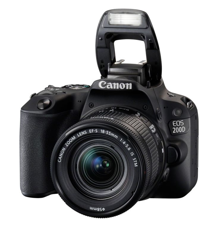 Für weitere Info hier klicken. Artikel: Canon EOS 200D + EF-S 18-55mm f/4-5.6 IS STM