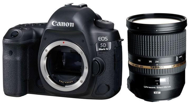 Für weitere Info hier klicken. Artikel: Canon EOS 5D Mark IV, Tamron AF 2,8/24-70 Di VC USD