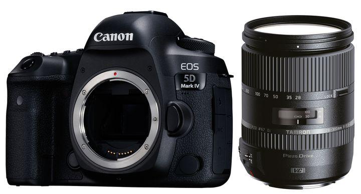 Für weitere Info hier klicken. Artikel: Canon EOS 5D Mark IV, Tamron AF 3,5-6,3/28-300 Di VC PZD