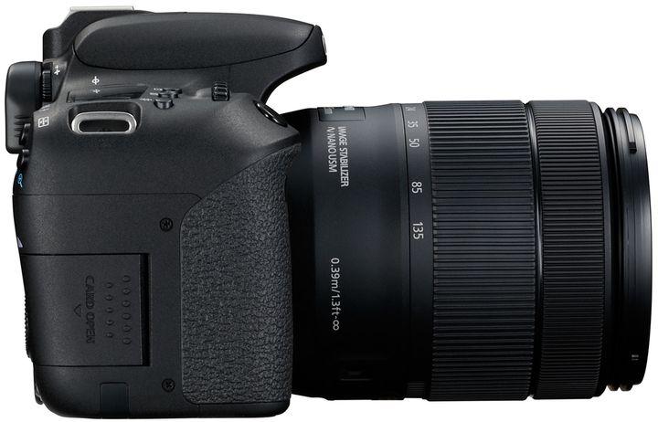 Für weitere Info hier klicken. Artikel: Canon EOS 77D Kit inkl EF-S 3,5-5,6/18-135 mm IS USM
