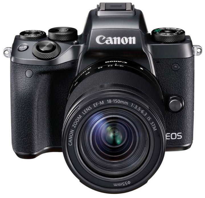 Für weitere Info hier klicken. Artikel: Canon EOS M5 mit EF-M 1:3,5-6,3/18-150 IS STM + Mount Adapter EF-EOS M