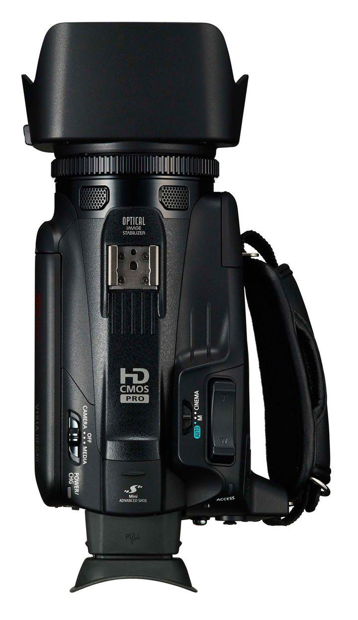 Für weitere Info hier klicken. Artikel: Canon Legria HF G40