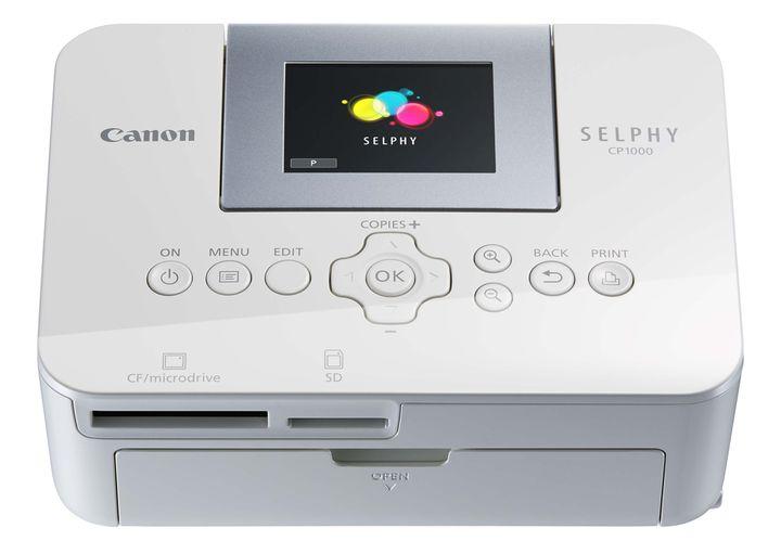 Für weitere Info hier klicken. Artikel: Canon Selphy CP1000 weiß