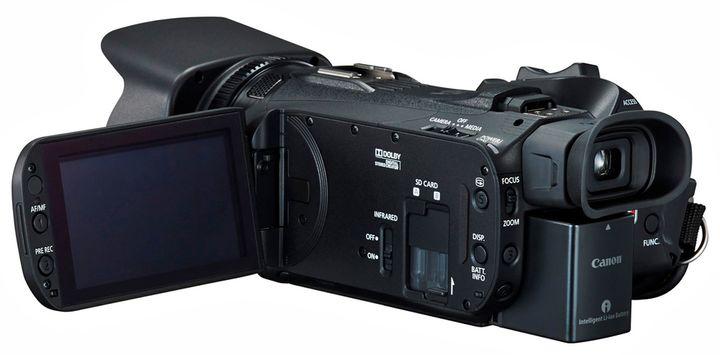 Für weitere Info hier klicken. Artikel: Canon XA35 Power Kit inkl. zusätzlichem BP-820 Akku