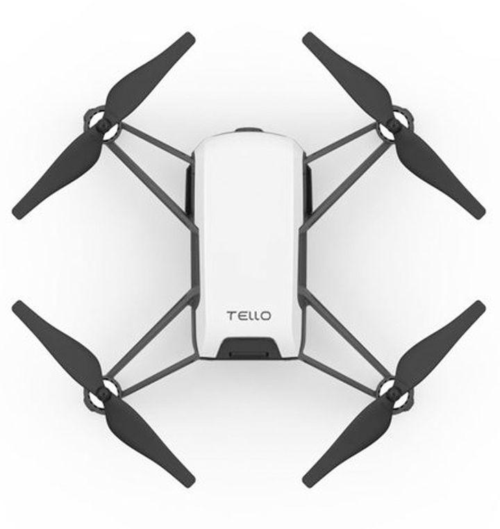 Für weitere Info hier klicken. Artikel: Ryze Tech Tello (powered by DJI) Alpinweiß
