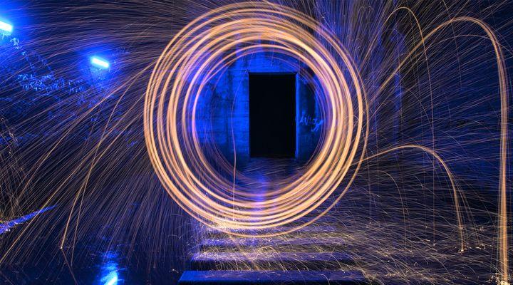 Für weitere Info hier klicken. Artikel: Nachts im Landschaftspark Duisburg 06.10.18