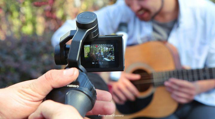 Für weitere Info hier klicken. Artikel: Freevision Gimbal Vilta-G 3-Axis GoPro Hero 4, 5, 6
