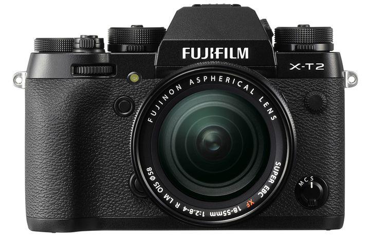 Für weitere Info hier klicken. Artikel: Fujifilm X-T2 mit XF18-55mm F2.8-4 R LM OIS schwarz