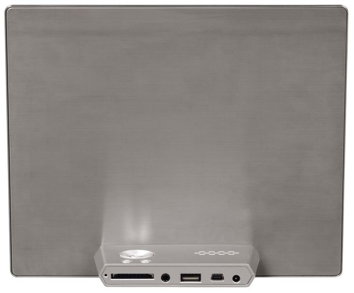 hama digitaler bilderrahmen 97slb slim steel silber 118561. Black Bedroom Furniture Sets. Home Design Ideas