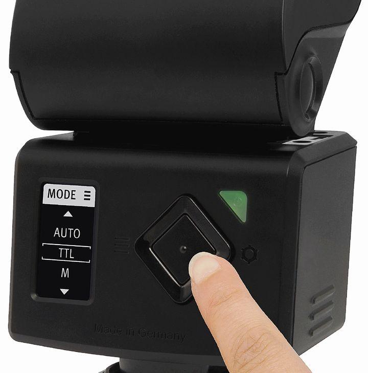 Für weitere Info hier klicken. Artikel: Metz M-400 Sony Multi Interface