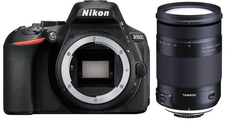 Für weitere Info hier klicken. Artikel: Nikon D5600 + Tamron AF 3,5-6,3/18-400 Di II VC HLD