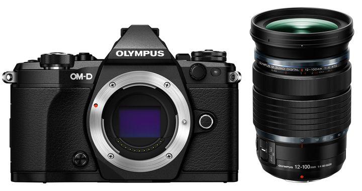 Für weitere Info hier klicken. Artikel: Olympus OM-D E-M5 II,AF 4,0/12-100 IS PRO schwarz