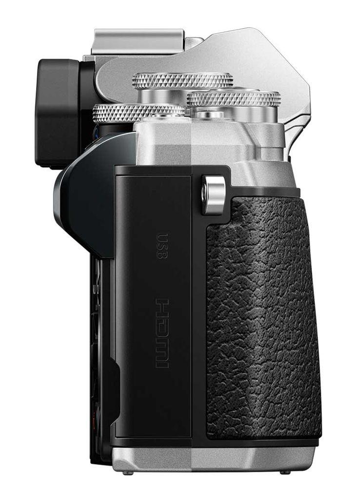 Für weitere Info hier klicken. Artikel: Olympus OM-D E-M10 III silber