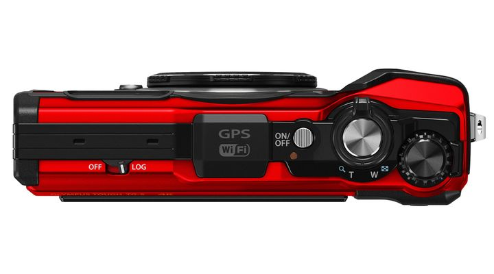 Für weitere Info hier klicken. Artikel: Olympus TG-5 rot