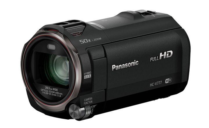 Für weitere Info hier klicken. Artikel: Panasonic HC-V 777 schwarz