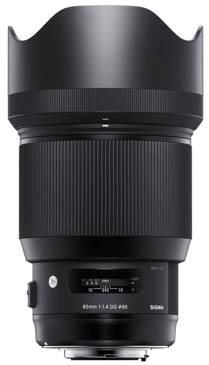 Für weitere Info hier klicken. Artikel: Sigma 1,4/85 DG HSM A Nikon FX