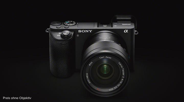 Für weitere Info hier klicken. Artikel: Sony Alpha 6500 schwarz