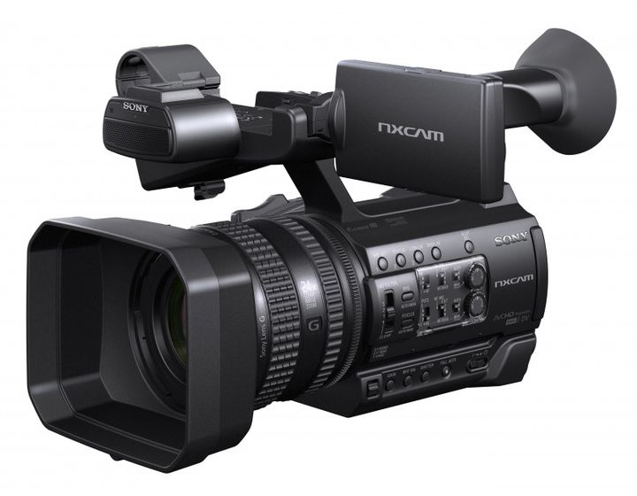 Für weitere Info hier klicken. Artikel: Sony HXR-NX 100