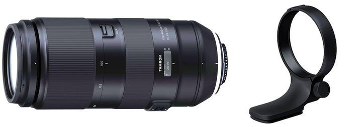 Für weitere Info hier klicken. Artikel: Tamron 4.5-6,3/100-400mm Di VC USD incl. Stativschelle ATM035 Canon EF