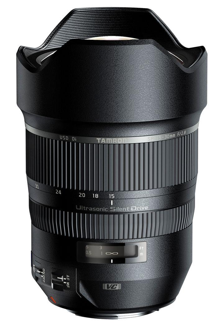 Für weitere Info hier klicken. Artikel: Tamron SP AF 2,8/15-30 Di VC USD Nikon FX