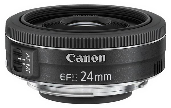 Für weitere Info hier klicken. Artikel: Canon EF-S 2,8/24 STM Canon EF-S