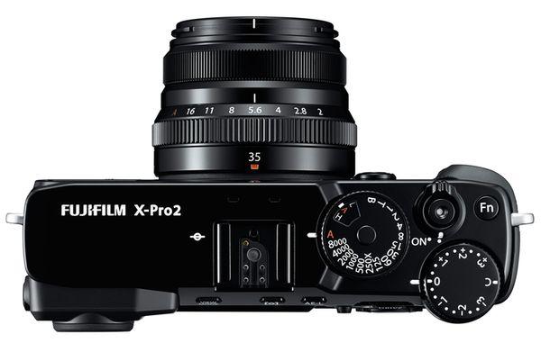 Für weitere Info hier klicken. Artikel: Fujifilm X-Pro 2 + 2,0/35 XF WR schwarz