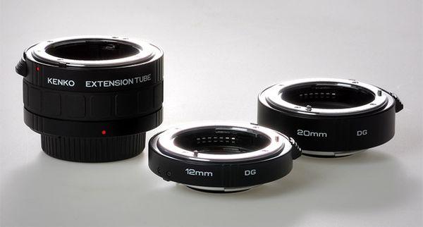 Für weitere Info hier klicken. Artikel: Kenko AF-Zwischenringsatz DG Nahringe Nikon FX