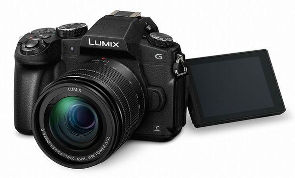 Für weitere Info hier klicken. Artikel: Panasonic Lumix DMC-G81, 3,5-5,6/12-60 OIS schwarz
