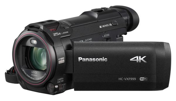 Für weitere Info hier klicken. Artikel: Panasonic HC-VXF 999 schwarz