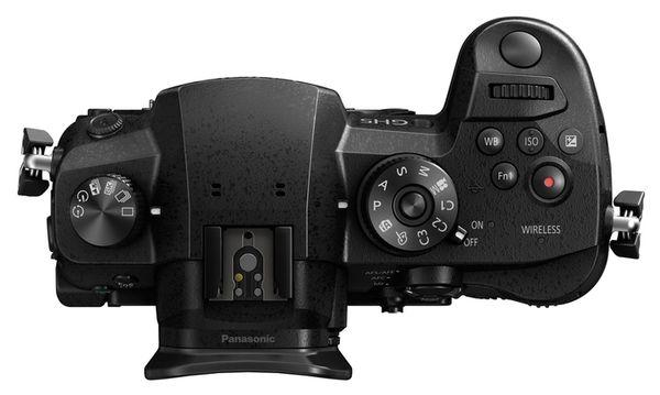 Für weitere Info hier klicken. Artikel: Panasonic Lumix DC-GH5 Micro Four Thirds schwarz