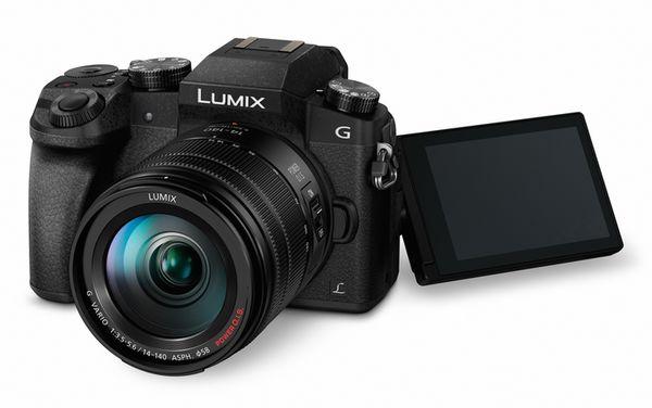 Für weitere Info hier klicken. Artikel: Panasonic Lumix DMC-G70,AF 14-140 Micro Four Thirds schwarz