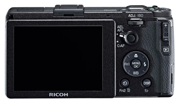 Für weitere Info hier klicken. Artikel: Ricoh GR II schwarz