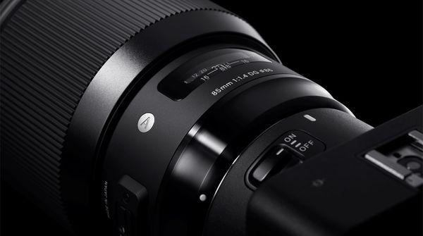 Für weitere Info hier klicken. Artikel: Sigma 1,4/85 DG HSM A Canon EF