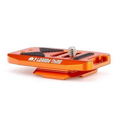 Für weitere Info hier klicken. Artikel: 3 Legged Thing BASE70 PD & Arca-kompatible Basisplatte 70 mm für ELLIE-Schnellwechselsystem kupfer