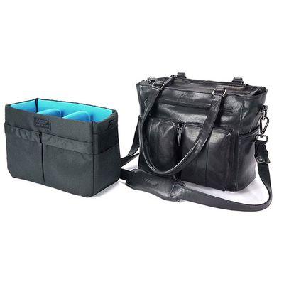 Für weitere Info hier klicken. Artikel: 4V Design Kameratasche Fede schwarz Leder