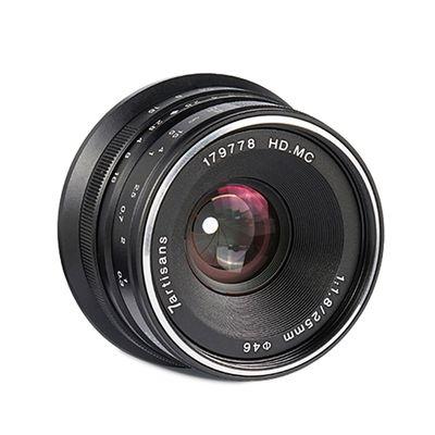 Für weitere Info hier klicken. Artikel: 7Artisans 25mm f/1,8 Micro Four Thirds