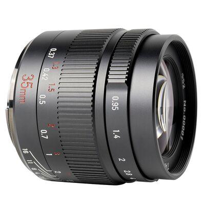 Für weitere Info hier klicken. Artikel: 7Artisans 35mm f/0,95 Sony E