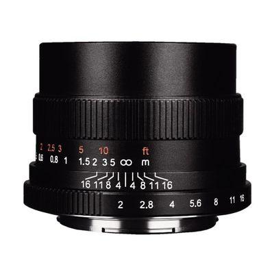 Für weitere Info hier klicken. Artikel: 7Artisans 35mm f/1,2 Sony E-Mount