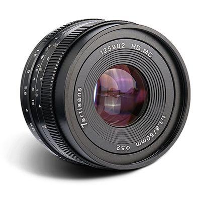 Für weitere Info hier klicken. Artikel: 7Artisans 50mm f/1,8 Sony E-Mount