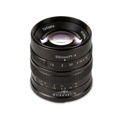 Für weitere Info hier klicken. Artikel: 7Artisans 55mm f/1,4 Fujifilm X