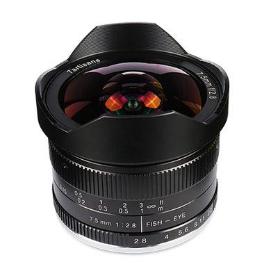 Für weitere Info hier klicken. Artikel: 7Artisans 7,5mm f/2,8 Micro Four Thirds