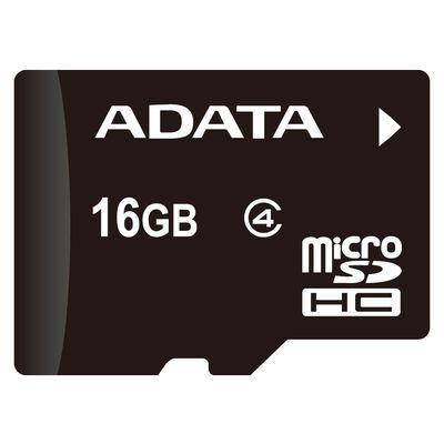 Für weitere Info hier klicken. Artikel: Adata Speicherkarte MicroSDHC 1Adapter Class4 16 GB