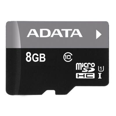 Für weitere Info hier klicken. Artikel: Adata Speicherkarte MicroSDHC Class 10 UHS-I 8 GB