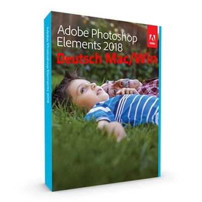 Für weitere Info hier klicken. Artikel: Adobe Photoshop Elements 2018 deutsch Mac/Win