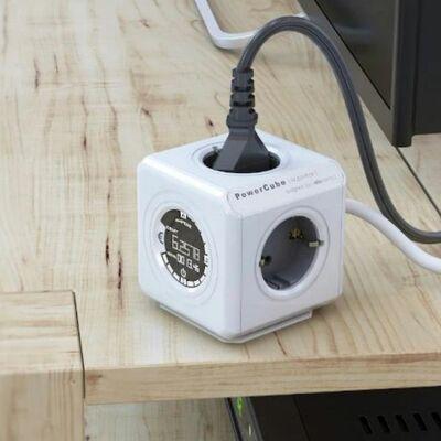 Für weitere Info hier klicken. Artikel: Allocacoc PowerCube Extended Monitor