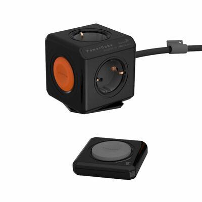 Für weitere Info hier klicken. Artikel: Allocacoc PowerCube Extended Remote set schwarz