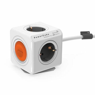 Für weitere Info hier klicken. Artikel: Allocacoc PowerCube Extended Remote weiß